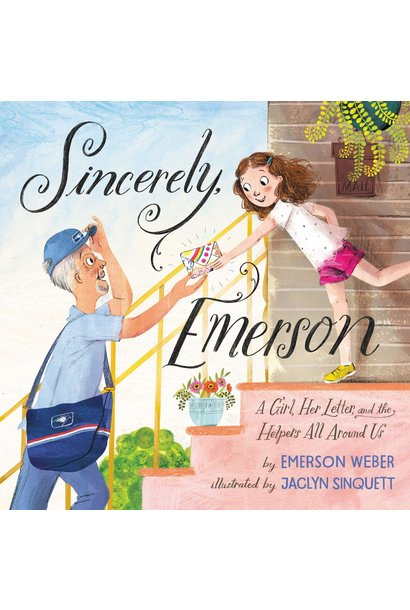 Sincerely, Emerson Picture Book