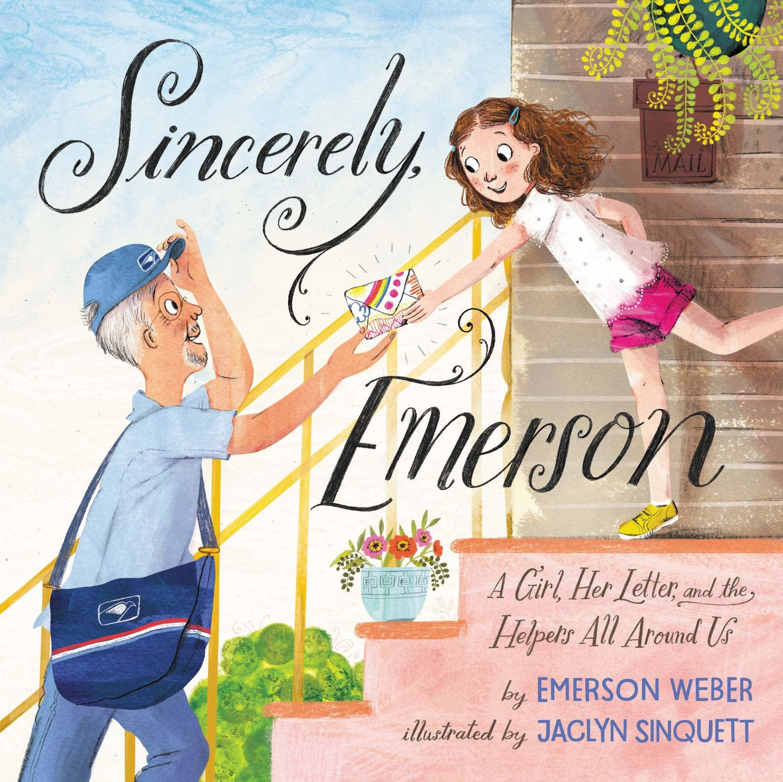 Sincerely, Emerson Picture Book-1