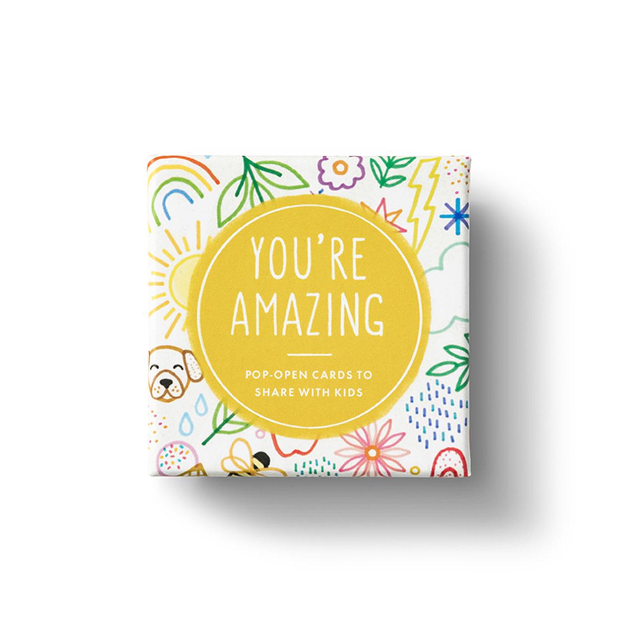 Kids Thoughtfulls You're Amazing-2