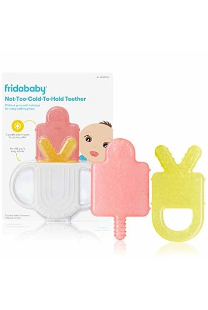Fridababy Not Too Cold To Hold Teether