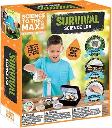 Survival Science Lab-1