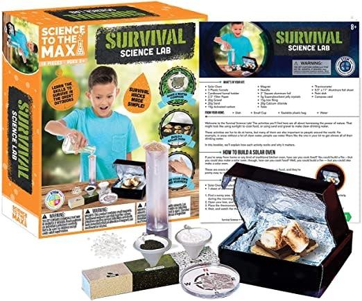 Survival Science Lab-3