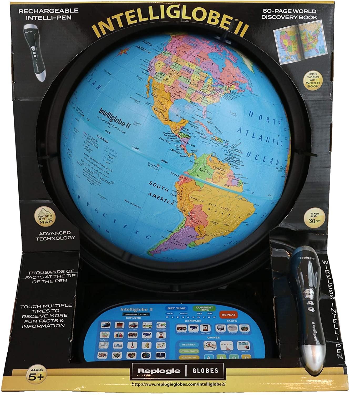 Intelliglobe II Smart Globe-2