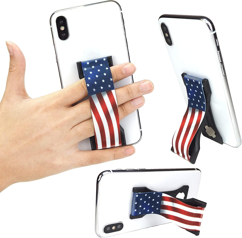 LoveHandle Pro Phone Grip Wavy Flag-1