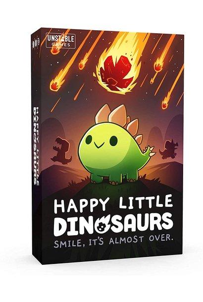 Happy Little Dinosaur Card Game