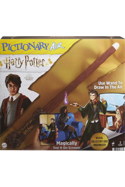 Pictionary Air Harry Potter Game