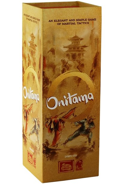Onitama Game