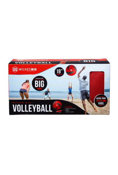 Wicked Big Sport Ball Volleyball