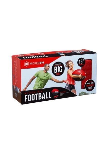 Wicked Big Sports Ball Football