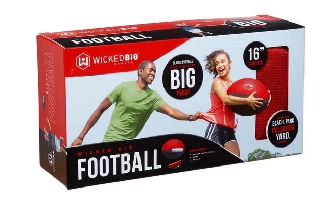 Wicked Big Sports Ball Football-1