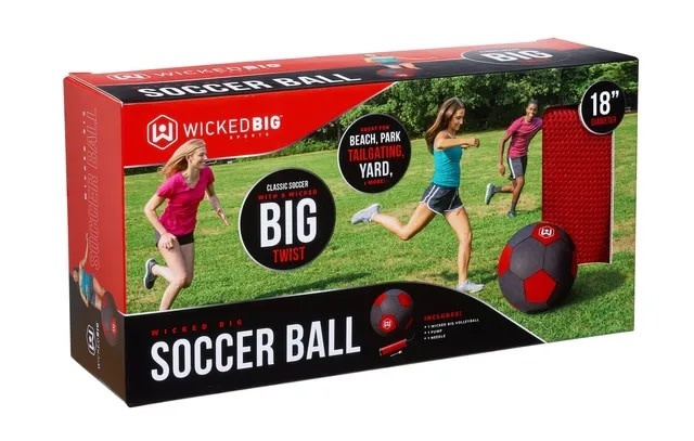 Wicked Big Sports Ball Soccer-1