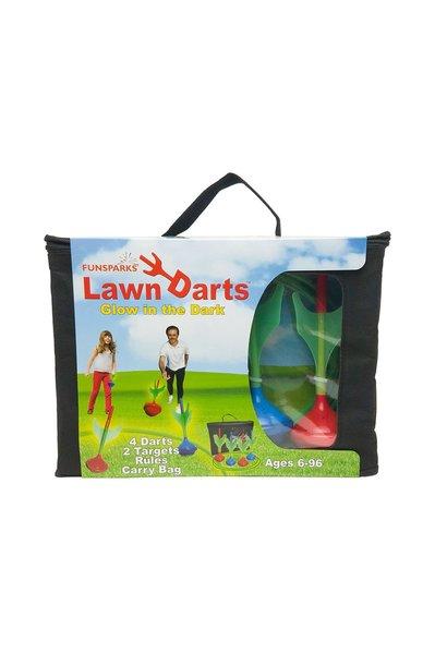 Lawn Darts Glow in the Dark