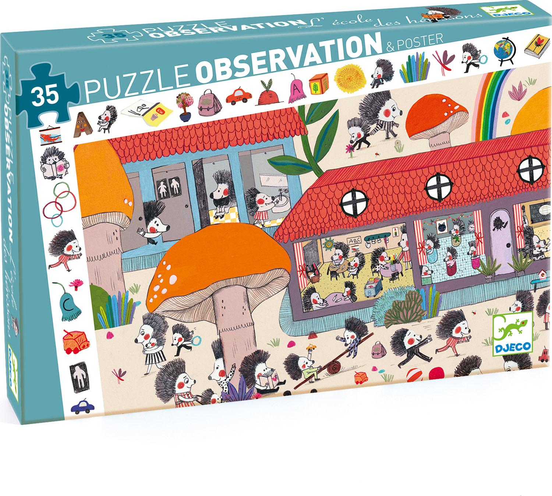 Hedgehog School Observation 35 pc-1