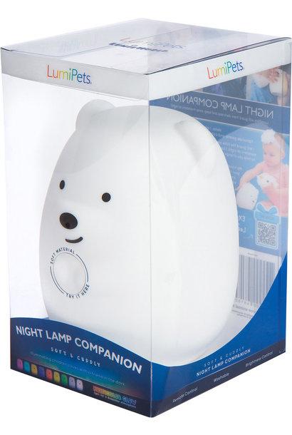 LumiPets Night Lamp Companion Bear