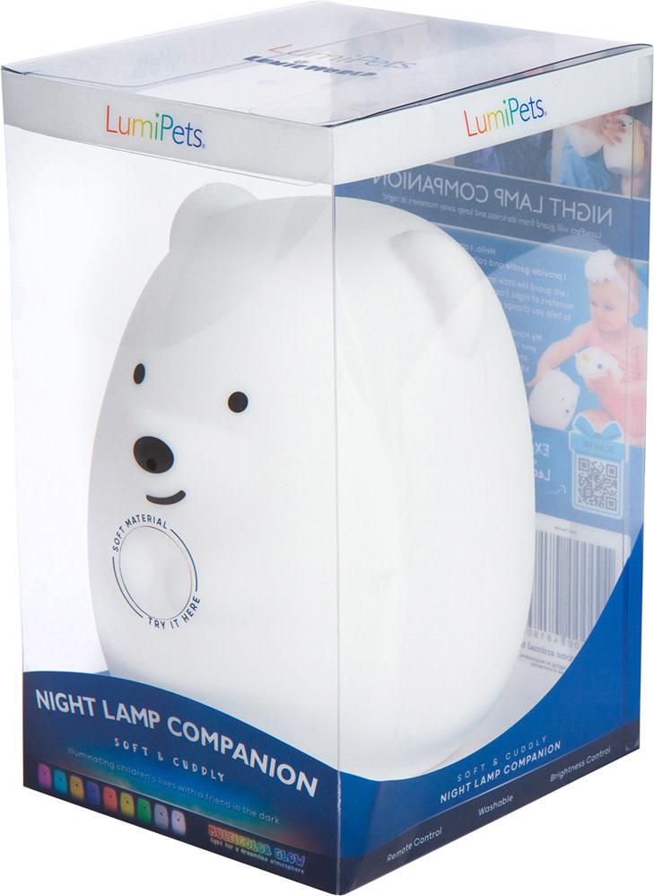LumiPets Night Lamp Companion Bear-1