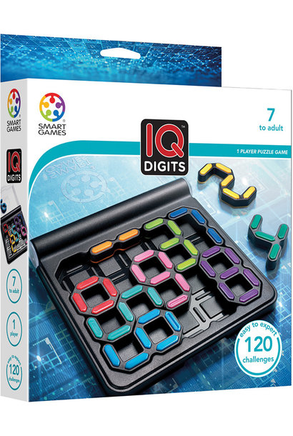 IQ Digits Puzzle Game