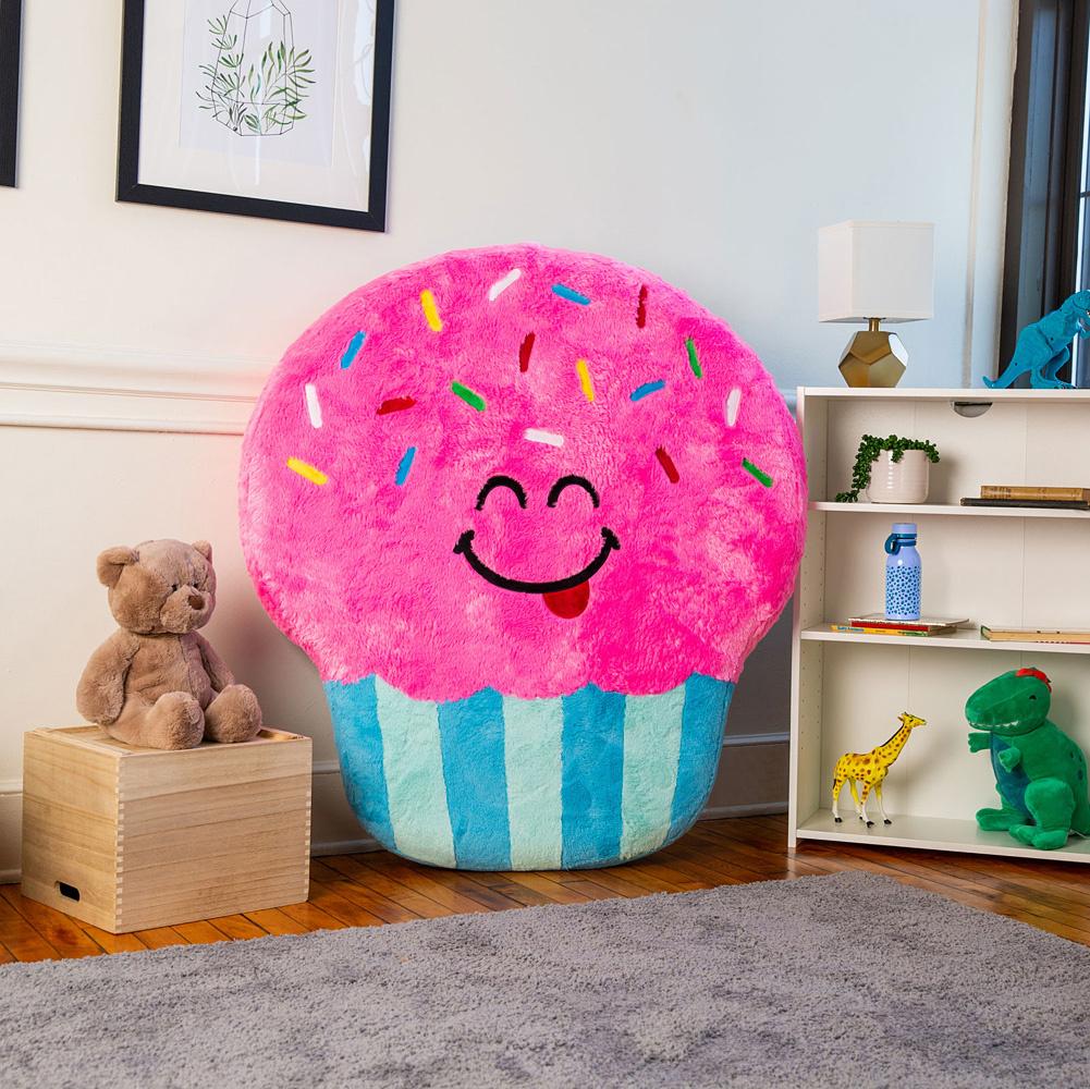 Cupcake Inflatable Floor Floatie-5