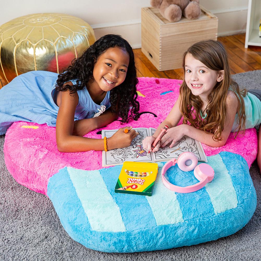 Cupcake Inflatable Floor Floatie-2