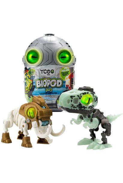 Yooo BioPod Duo Dino Robot Set