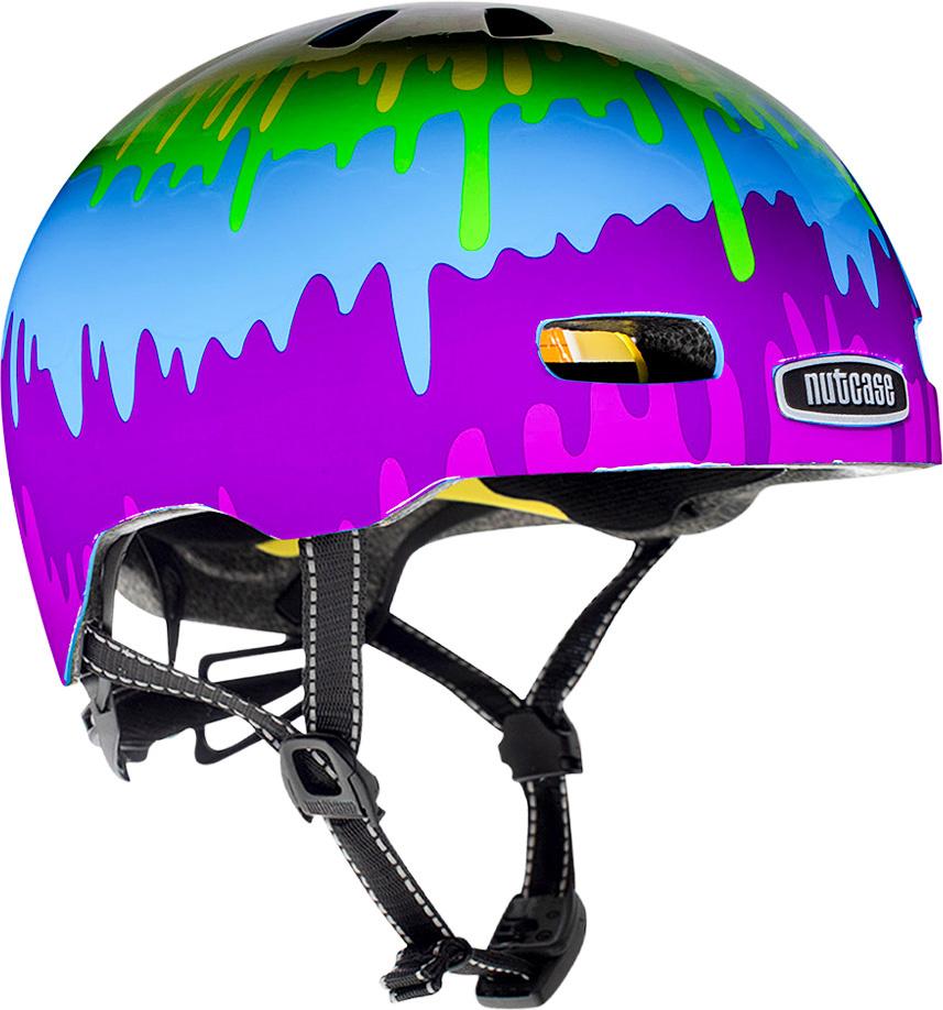 Baby Nutty Tie Dye Helmet-1