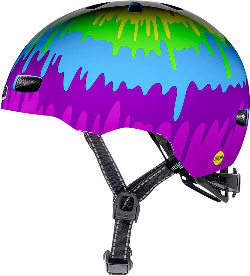 Baby Nutty Tie Dye Helmet-2