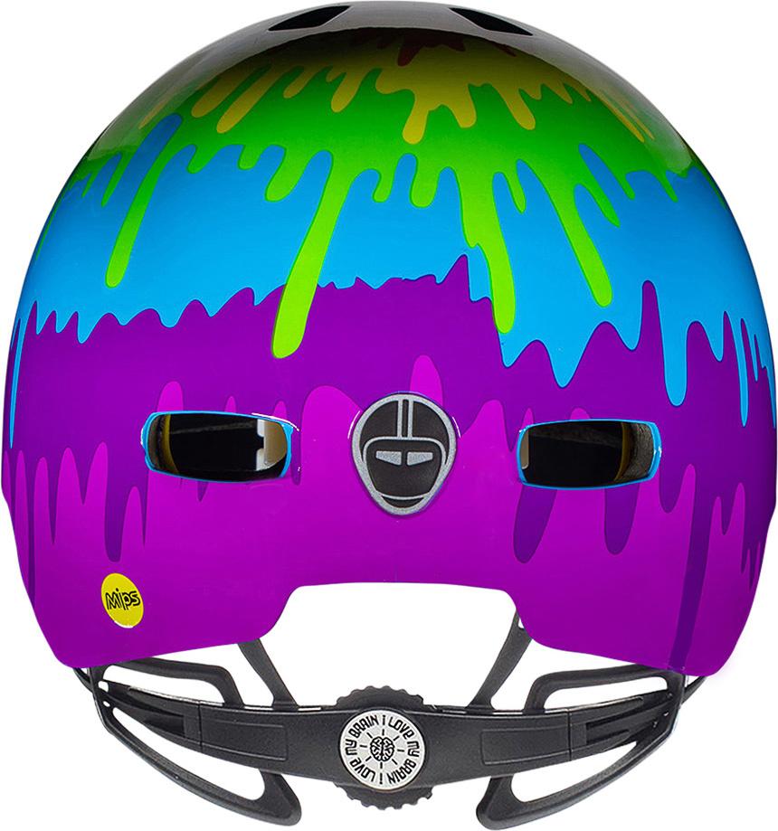 Baby Nutty Tie Dye Helmet-3