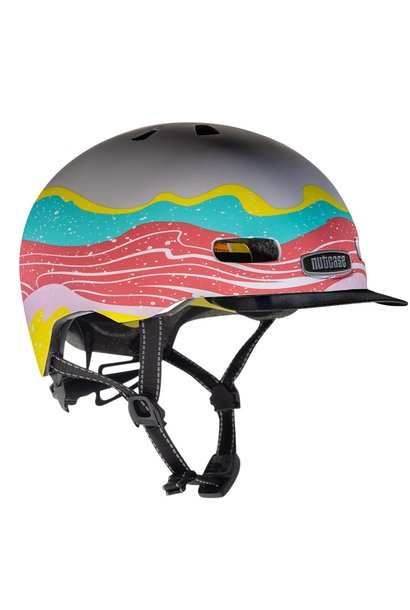 Little Nutty Vibe Helmet  Youth