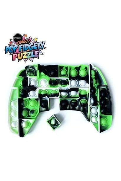 OMG Pop Fidgety Puzzle Controller
