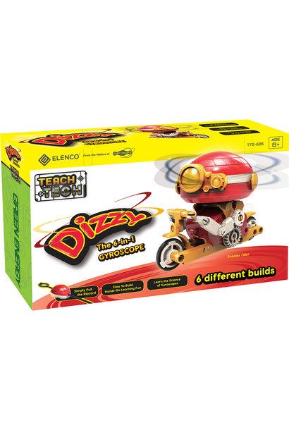 Dizzy the 6 in 1 Gyroscope