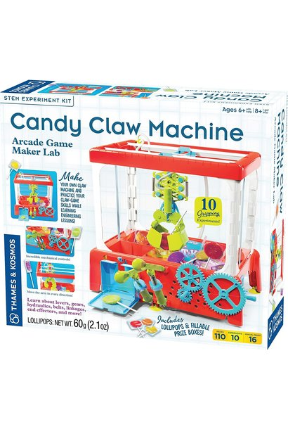 Candy Claw Machine Arcade Game