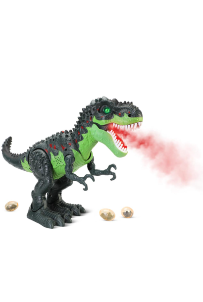 Rampaging  and Steaming TRex Remote