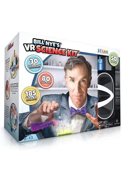 VR Bill Nye's Science Kit