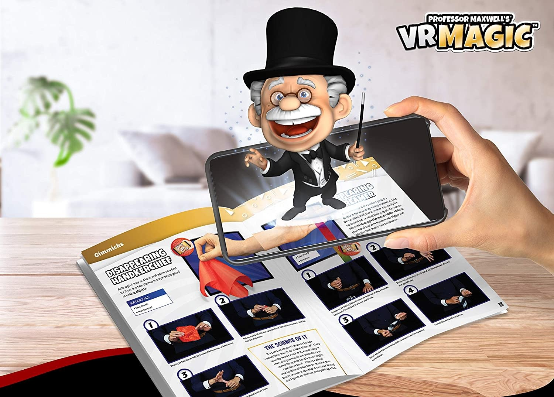 VR Professor Maxwell's Magic-2