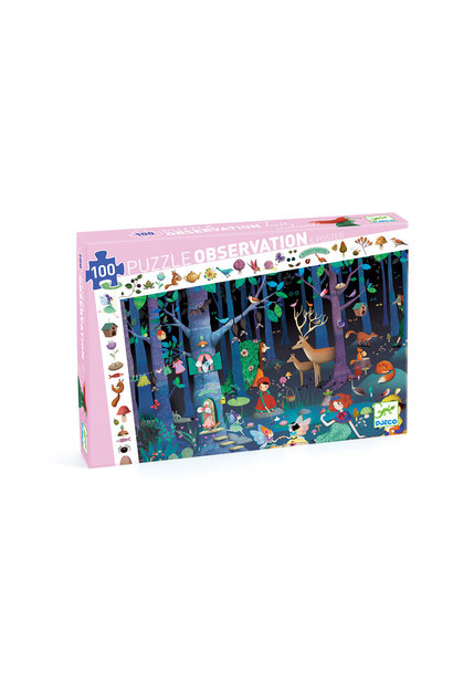 Enchanted Forest Observation 100 pc