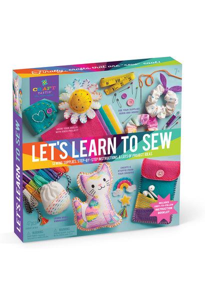Craft-tastic Learn To Sew II