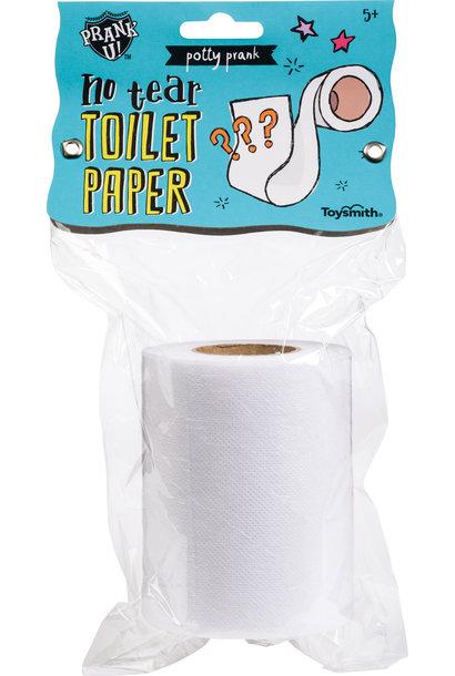 Prank No Toilet Paper