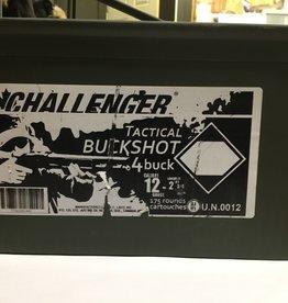 "Challenger Challenger 4 Buckshot 2 3/4"" 175 ct"