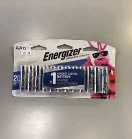Energizer Ultimate Lithium AA12