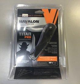 Havalon Titan Pro