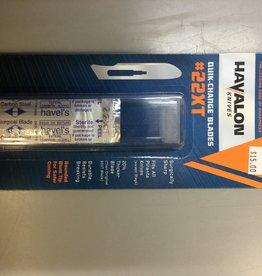 Havalon 22XT Quik-Change Blades