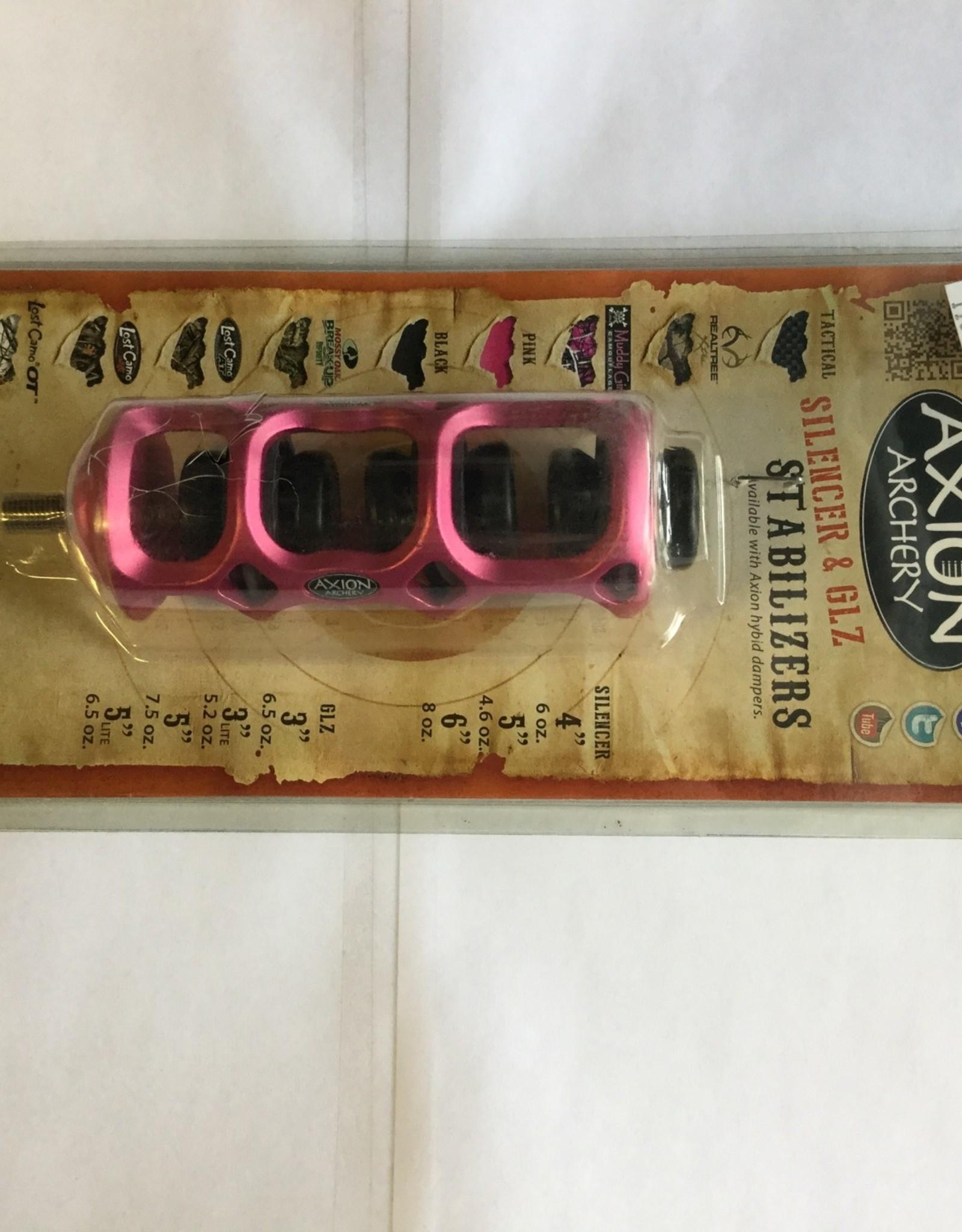 """4"""" Pink Stabilizer"""