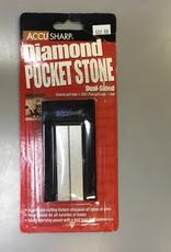 AccuSharp ACCUSHARP Diamond Pocket Stone