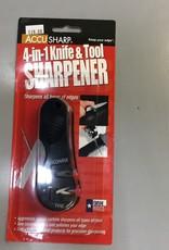 AccuSharp ACCUSHARP 4 In One Sharpener