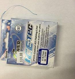 Power Pro Ice Tec 8lb Ice Blue