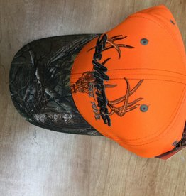 Realtree RealTree Size Matters Orange Cap