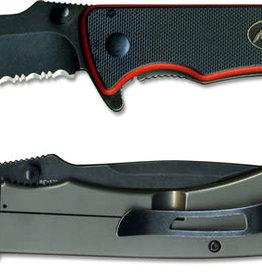 Outdoor Edge David Serrated Knife