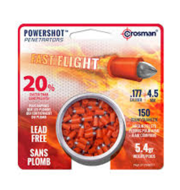 Crosman High Velocity Lead Free Pellets