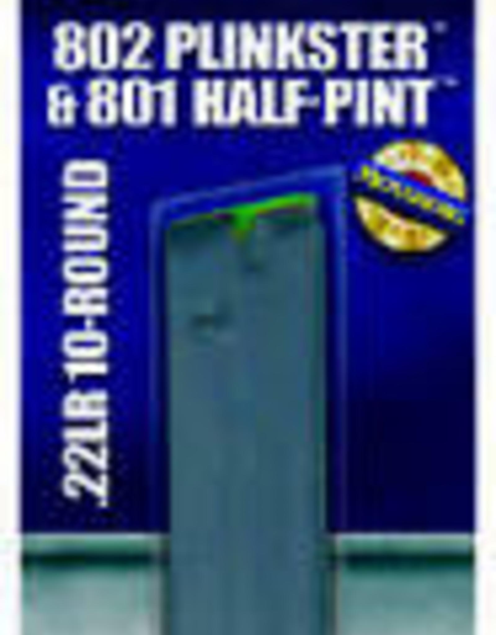 Mossberg 802 Plinkster & 801 Half-Pint Magazine