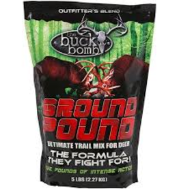 Buck Bomb Ground Pound