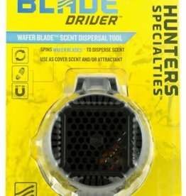 Hunters Specialties Blade Driver Wafer Blade Scent Dispersal Tool
